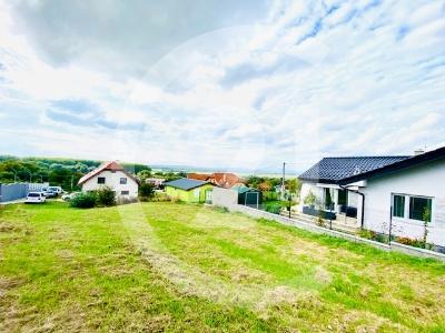 Lukratívny 7á pozemok s výhľadom na Košice – Nižná Hutka