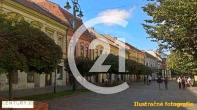 Prešov, Hlavná ulica, kancelária na prenájom