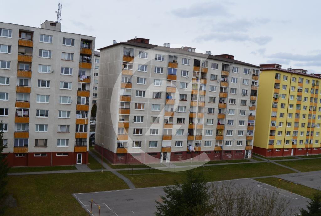 b1e1fd13d Predaj 2,5-izbového bytu na A.Svianteka v Bardejove