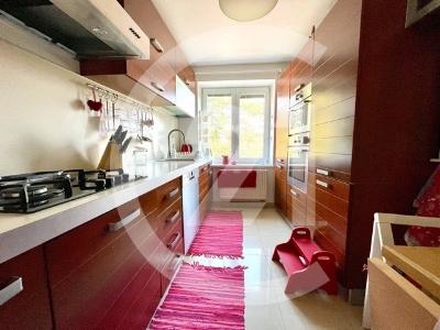 Prenájom vkusne zariadený 2 izbový byt v Starom meste v Nitre