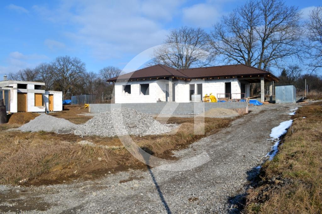 9744affb8322 REZERVOVANÉ - Na predaj - Novostavba Rodinného domu v Rozhanovciach ...